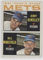 Jerry Hinsley, Bill Wakefield [GoodtoVG‑EX]