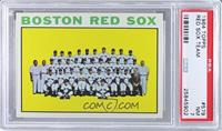 Boston Red Sox Team [PSA 7]