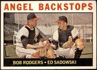 Angel Backstops (Ed Sadowski, Bob Rodgers) [GOOD]