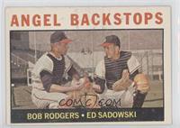 Ed Sadowski, Bob Rodgers [GoodtoVG‑EX]
