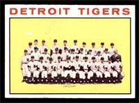 Detroit Tigers Team [VG]