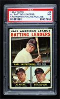 American League Batting Leaders (Carl Yastrzemski, Al Kaline, Rich Rollins) [PS…