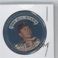 1964 Topps Coins - [Base] #122 - Dick Stuart
