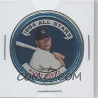 Mickey Mantle (Bat on Left Coin Side)