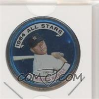 Mickey Mantle (Bat on Left Coin Side) [Good to VG‑EX]