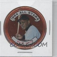 1964 Topps Coins - [Base] #151 - Willie Mays