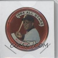 1964 Topps Coins - [Base] #151 - Willie Mays [Good to VG‑EX]