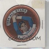 1964 Topps Coins - [Base] #159 - Sandy Koufax