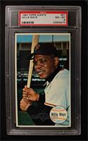 Willie Mays [PSA 8 NM‑MT]