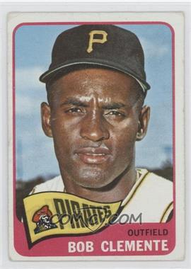 1965 O-Pee-Chee - [Base] #160 - Roberto Clemente [Good to VG‑EX]