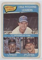 Larry Jackson, Juan Marichal, Ray Sadecki [Poor]