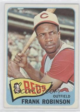 1965 Topps - [Base] #120 - Frank Robinson