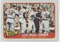 World Series 10th Inning Triumph (St. Louis Cardinals Team)