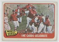 1964 World Series (Cards Celebrate) [Poor]