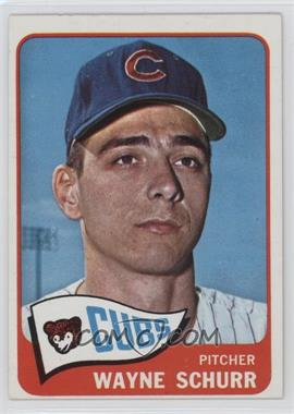 1965 Topps - [Base] #149 - Wayne Schurr
