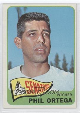 1965 Topps - [Base] #152 - Phil Ortega