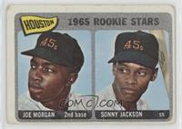1965 Rookie Stars - Joe Morgan, Sonny Jackson [NonePoortoFair]