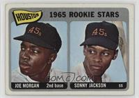 Houston Rookie Stars (Joe Morgan, Sonny Jackson) [GoodtoVG‑EX]