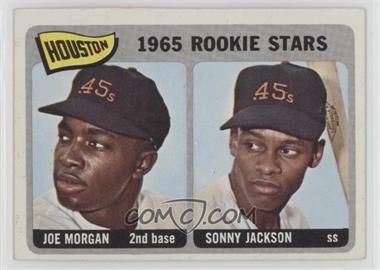 1965 Topps - [Base] #16 - Houston Rookie Stars (Joe Morgan, Sonny Jackson)