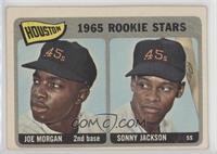 Houston Rookie Stars (Joe Morgan, Sonny Jackson) [Poor]