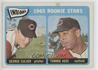 George Culver, Tommie Agee [GoodtoVG‑EX]