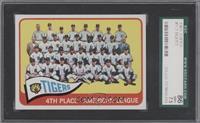 Detroit Tigers Team [SGC86]