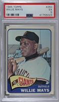 Willie Mays [PSA 5 EX]