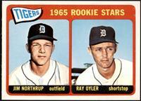 1965 Rookie Stars - Jim Northrup, Ray Oyler [NMMT]