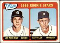 1965 Rookie Stars - Jim Northrup, Ray Oyler [EX+]