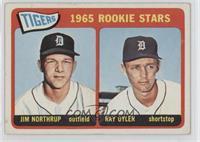 1965 Rookie Stars - Jim Northrup, Ray Oyler [GoodtoVG‑EX]