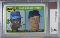 1965 Rookie Stars - Cleon Jones, Tom Parsons [BVG8NM‑MT]