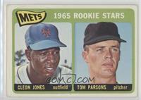 Cleon Jones, Tom Parsons [GoodtoVG‑EX]