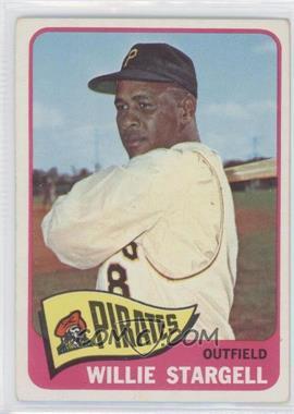 1965 Topps - [Base] #377 - Willie Stargell [GoodtoVG‑EX]