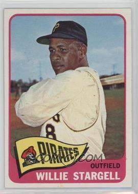 1965 Topps - [Base] #377 - Willie Stargell