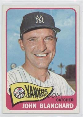 1965 Topps - [Base] #388 - Johnny Blanchard