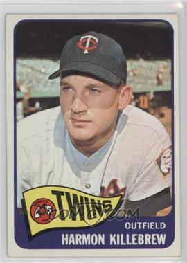 1965 Topps - [Base] #400 - Harmon Killebrew