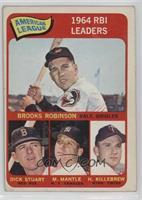 Brooks Robinson, Mickey Mantle, Harmon Killebrew, Dick Stuart [Goodto&nbs…