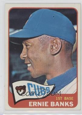 1965 Topps - [Base] #510 - Ernie Banks