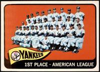 New York Yankees Team [EX+]
