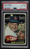 Bob Uecker [PSA 8 NM‑MT]