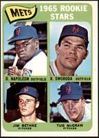 High # - Dan Napoleon, Ron Swoboda, Jim Bethke, Tug McGraw [VGEX]