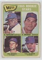 High # - Dan Napoleon, Ron Swoboda, Jim Bethke, Tug McGraw [PoortoF…