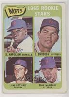 High # - Dan Napoleon, Ron Swoboda, Jim Bethke, Tug McGraw [GoodtoV…