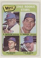 High # - Dan Napoleon, Ron Swoboda, Jim Bethke, Tug McGraw
