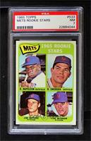 Mets Rookie Stars (Dan Napoleon, Ron Swoboda, Jim Bethke, Tug McGraw) [PSA…