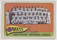 High # - New York Mets Team [Good to VG‑EX]