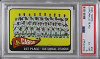 St. Louis Cardinals Team [PSA6EX‑MT]