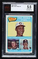 High # - Tony Perez, Kevin Collins, Dave Ricketts [BVG5.5EXCELLENT+]