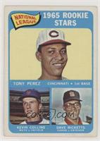 High # - Tony Perez, Kevin Collins, Dave Ricketts [Good to VG‑E…