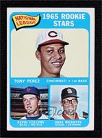 High # - Tony Perez, Kevin Collins, Dave Ricketts